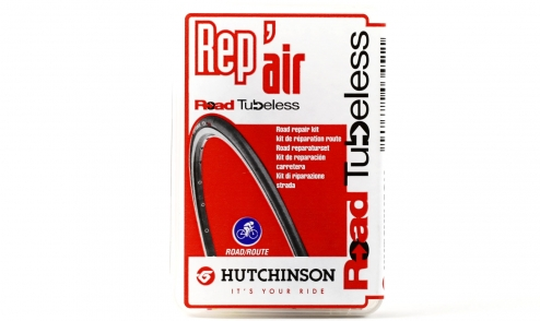 Kit de Réparation Tubeless Hutchinson Rep'Air Tubeless Route