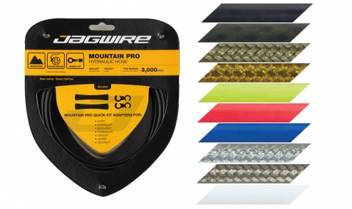 Durite Jagwire Mountain Pro - Quick-Fit™ - Kevlar® Reinforced