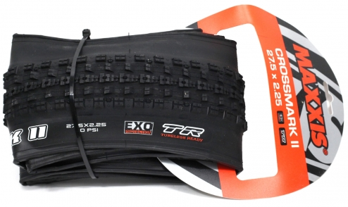 Pneu Maxxis Crossmark II - EXO Protection - Dual 62a/60a - Tubeless Ready - TB91032100