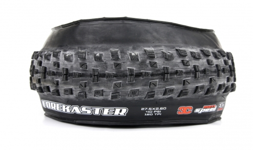 Pneu Maxxis Forekaster+ - EXO Protection - 3C Maxx Speed - Tubeless Ready assiette