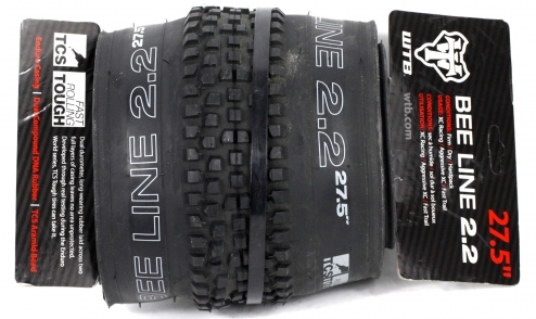 Pneu WTB Bee Line - 60a/50a - TCS Tough Fast Rolling - Tubeless Ready